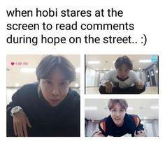 i miss hope on the street :(