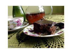 Ciasto czekoladowe z kawą