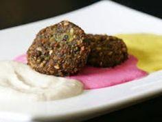 Receita Outro : Falafel de lentilhas (vegana) de Receitando