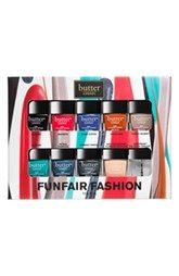 butter LONDON 'Funfair Fashion' Nail Lacquer Collection ($100 Value)