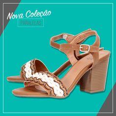 Novidades @locaporsapato nas lojas!   •Seja prática! Compre Online: www.paralelas.com.br  #inverno16 #sandalia #diadasmaes #vidascomestilo #modaporprecojusto #paralelas #moda #estilo