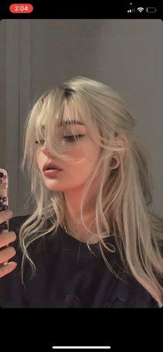 Cute Makeup, Makeup Looks, Hair Makeup, Foto Face, Hair Reference, Dye My Hair, Aesthetic Hair, Pretty Hairstyles, Hair Looks