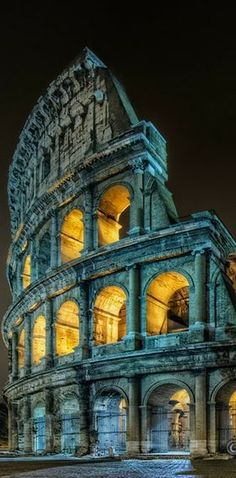 Coloseo - Roma - Rome, Italy Travel and see the world Beautiful Places In The World, Places Around The World, Oh The Places You'll Go, Travel Around The World, Wonderful Places, Great Places, Places To Travel, Places To Visit, Around The Worlds