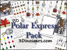 Free Polar Express Pack