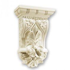 CP216.jpg www.bvdecor.com #bvdecor #bvdecor_creative La consola decorativa está hecha de poliuretano de alta calidad. Es un elemento de la arquitectura y el diseño, clásicos. Puede utilizarse ampliamente como decorado, ornamento, cartela arquitectónica particular; como repisa, así como candil original.
