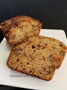 One Bowl Banana Bread One Bowl Banana Bread, Baker And Cook, Muffin, Treats, Cooking, Easy, Desserts, Recipes, Food