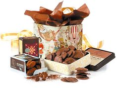 Gifts For Everyone: Max Brenner Chocolate