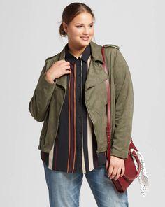 1c42541b7aa Shop Archives - PLUS Model Magazine. Women s Plus Size Moto Jacket ...