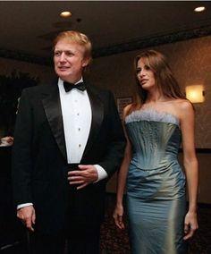 Donald And Melania Trump, First Lady Melania Trump, Donald Trump, Melina Trump, Melania Knauss Trump, Juan Pablo Ii, Trump Is My President, Queen Of Hearts, Bellisima