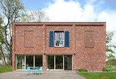 Uit het Architectuurboek Vlaanderen N°11 - Villa Zeegers-Dumon, Destelbergen | VAi - Vlaams Architectuurinstituut