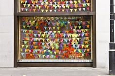 Just when I was beginning to think I might own too much bunting... (Urban Outfitters | London)
