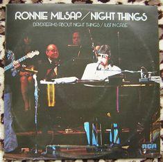 Ronnie Milsap - Night Things Vinyl LP