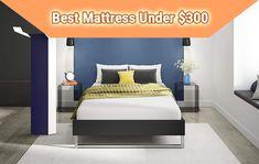 Best Mattress Under $300 Comfort Mattress, Best Mattress, Bed, Stuff To Buy, Furniture, Home Decor, Decoration Home, Stream Bed, Room Decor