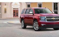 2015 Chevrolet Tahoe All Wheel Drive