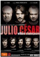 Julio César (Teatre Principal). Funciones accesibles: 30 noviembre y 1 diciembre 2013.