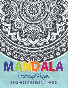 Coloring mandalas can be similar to meditation. This one looks lovely. :: Mandala Coloring Pages