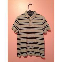 """Tommy Hilfiger Custom Fit Polo -Great Condition! Mens size, Women can rock too of course   NO Trades, """"Lowest"""" comments, Offers through comment section, or rude people!  ✅Make sure to bundle to save on shipping charges Please make reasonable offers as posh takes 20% commission  Ⓜ️I sell on mercariii as well! Tommy Hilfiger Tops Button Down Shirts"""