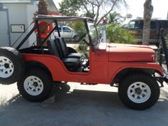 1960 Willys cj-5 cj-5
