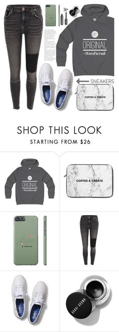 """""""So Fresh: White Sneakers (3)"""" by samra-bv ❤ liked on Polyvore featuring Keds"""