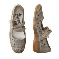 Women's Rieker® Doris 72 Mary Janes $115 Also in Navy #riekershoes