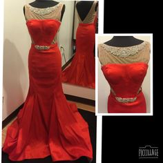 This Gown is PERFECT & STUNNING For Any Holiday Event, Valentine's Day & Of Course PROM!   Designer Consigner Boutique 6329 S. Mooresville Road Indianapolis 317-856-6370 317-979-9628-text option #Indy #Indiana #Indianapolis #Formals #FormalDresses #FormalGowns #Prom #PromGowns #PromDresses #Prom2016 #Prom2K16 #HolidayFormals #PartyDresses #WinterFormals #Pageants #PageantGowns #Balls #MilitaryBalls #Weddings #WeddingGowns #WeddingDresses #Brides #BridalDresses #BridalGowns #Gowns…