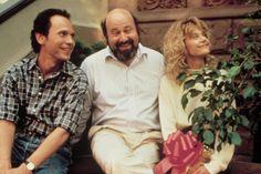 When Harry Met Sally... (1989) - Billy Crystal, Director Rob Reiner & Meg Ryan on set