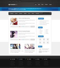 ThunderBlog by edumicro.deviantart.com on @deviantART