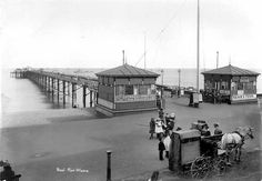 Street entertainer outside Deal pier Old Pictures, Old Photos, Brewer Street, Sea Girt, Coast Guard Stations, Kent England, Old Mansions, Seaside Towns, East Sussex