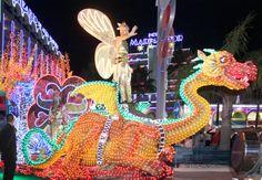 Bailes de máscaras, concursos de disfraces para todas las edades y un sinfín de actividades y espectáculos tematizados se dan cita en la Ciudad de Vacaciones