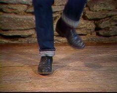 Happy Feet -- documentary on Appalachian vernacular dancing.