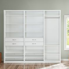 Organizing your mudroom is just a SpaceCreations kit away! Our organization kits are now back in stock and have everything you need to complete a complete room makeover. Find the right kit for you. #Mudroom #EntrywayStorage #ClosetMaid Organizing, Organization, Entryway Storage, Kitchen Pantry, Mudroom, Bookcase, Shelves, Closet, Home Decor