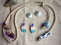Mala Hermana handmade jewelry by Senta Urgan