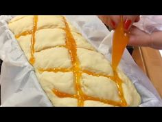 Cannoli Recipe, Sweet Buns, Cooking Cake, Plum Cake, Bread And Pastries, Breakfast Cake, Sweet Cakes, Sweets Recipes, Relleno