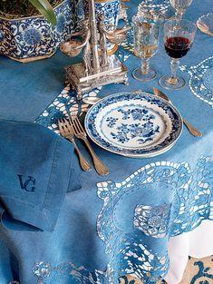 Un diner chez Valentino