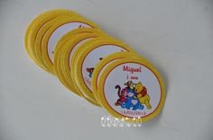 Ursinho Pooh   :: flavoli.net - Papelaria Personalizada :: Contato: (21) 98-836-0113  vendas@flavoli.net