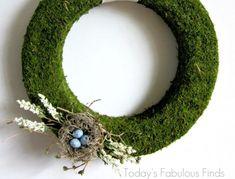 10 #Magically Beautiful DIY Moss Crafts ...