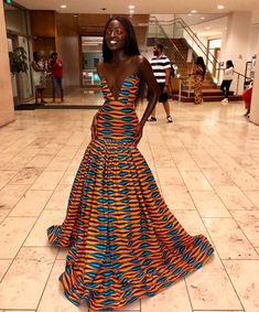 The most popular african clothing styles for women in kente wedding fashion dress, kente kaba, African fashion 2018 African Print Dresses 2018 : afrocentric fashion, afrofashion vêtements africains pour les African Fashion Designers, African Fashion Ankara, African Inspired Fashion, Latest African Fashion Dresses, African Print Fashion, Africa Fashion, African Style, African Prom Dresses, African Wedding Dress