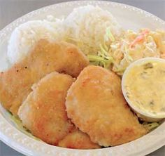 Not enough people know the epic-ness of Hawaiian plate lunches - especially the ones at Rainbow Drive-In in Honolulu.