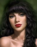 Commission: Saff by mckadesinsanity LOVE this artist's work! Pic two of my inspiration for Vanessa