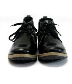 Desert ankle boots - Black  Rs.2,649.00