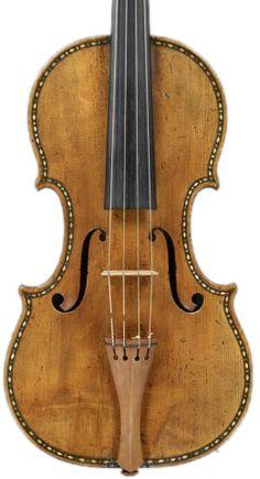 Stradivarius Sunrise, 1677. Private collection. http://www.deviolines.com/el-mito-stradivarius/