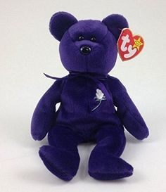 Beanie Babies | Wahaha! You knew these bad boys would be worth something some day, didn't you? Well, no, not yours, those are trash. But apparently this first edition PRINCESS DIANA baby is worth $450,000. Who needs a home when you have this lil' guy to keep you warm?