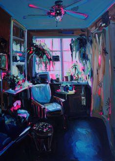 Ekaterina Popova Sunroom Charleston (Glow) (Sold)