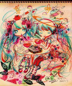 fave artist chikuwaemil or die