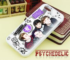 5 Seconds of Summer Don't Stop for iPhone 4/4s/5/5s/5c - iPod 4/5 - Samsung Galaxy s3 i9300/ s4 i9500 and etc - Black/White by Psychedelicx on Etsy