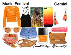 """Gemini - Polyvore"" by blueofsymphony ❤ liked on Polyvore featuring Abercrombie & Fitch, Moschino Cheap & Chic, Levi's, Butter London, Jason Wu, A.N.A, Earth, Hipanema, Lancôme and J.Crew"