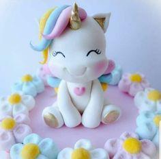 diy unicorn cake birthdays \ diy unicorn cake - diy unicorn cake easy - diy unicorn cake topper - diy unicorn cake how to make - diy unicorn cake topper free printable - diy unicorn cake pops - diy unicorn cake videos - diy unicorn cake birthdays Diy Unicorn Cake, Unicorn Cake Pops, Unicorn Birthday, Cake Birthday, Fondant Cupcakes, Fondant Toppers, Marshmallow Fondant, Fondant Baby, Fondant Figures