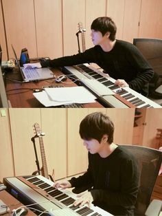 Yonghwa composes CNBLUE's next title song