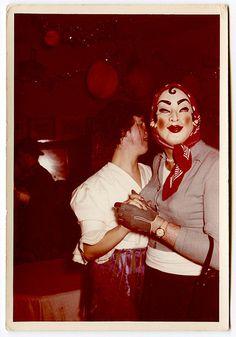 Last dance mask