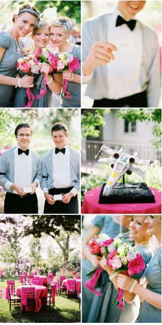 Sweet, Charming Wedding by Jonathan Canlas,